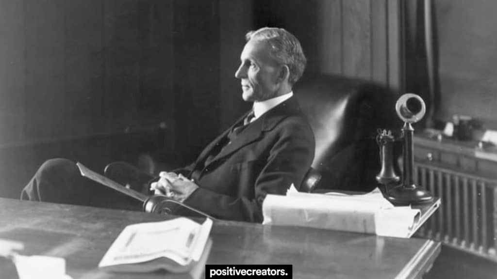 Henry Ford Manifestation and the law of attraction