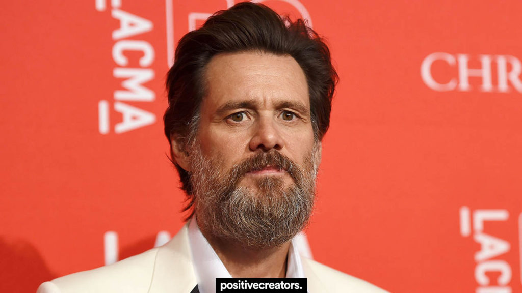 Jim Carrey manifesting dreams