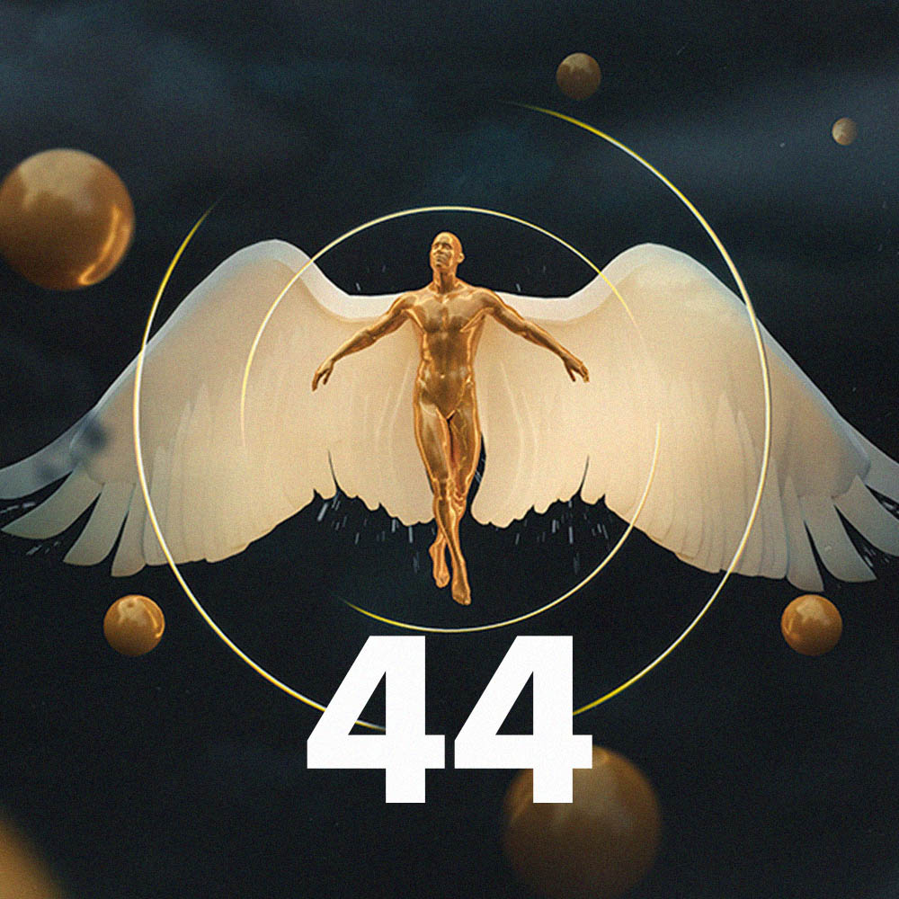 44 Angel Number – Why Are You Seeing 44?