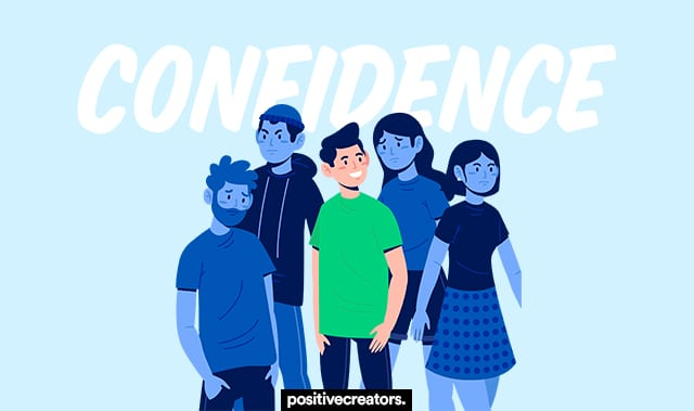 confidence and affirmations